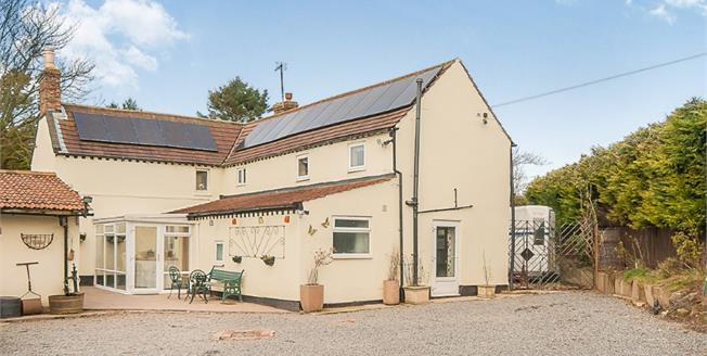 Offers Over £350,000, 5 Bedroom Detached House For Sale in Swaby, LN13