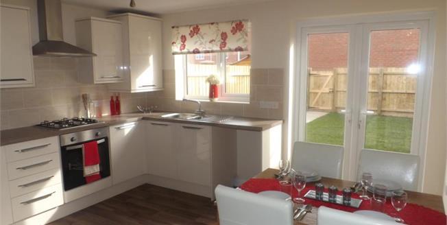 £129,950, 2 Bedroom Terraced House For Sale in Skegness, PE25