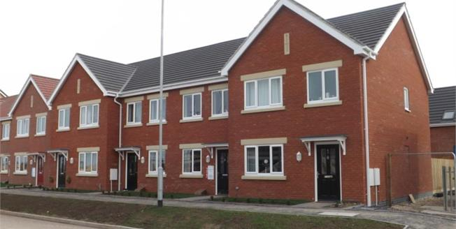 £129,950, 2 Bedroom Town House For Sale in Skegness, PE25