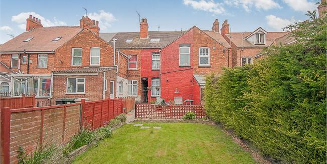 Asking Price £105,000, 3 Bedroom Terraced House For Sale in Skegness, PE25