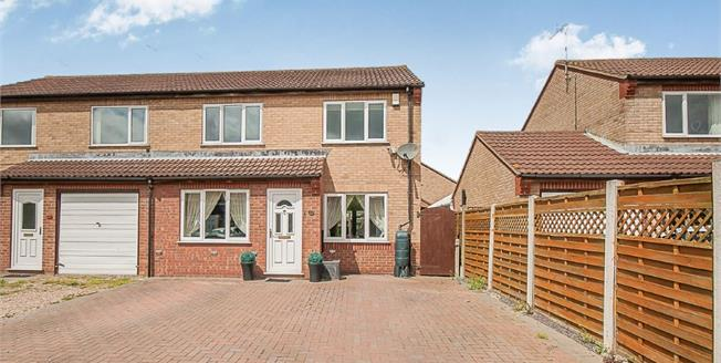 Offers Over £150,000, 3 Bedroom Semi Detached House For Sale in Skegness, PE25