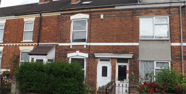 Asking Price £98,000, 3 Bedroom Terraced House For Sale in Skegness, PE25