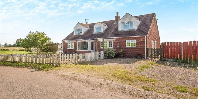 Asking Price £325,000, 5 Bedroom Detached House For Sale in Wainfleet, PE24