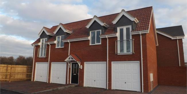£139,950, 2 Bedroom Flat For Sale in Skegness, PE25