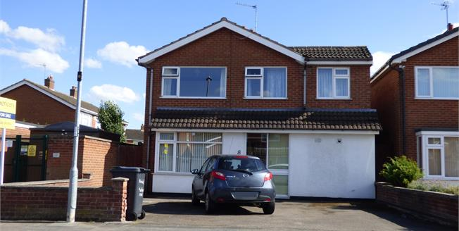 Asking Price £275,000, 5 Bedroom Detached House For Sale in Syston, LE7