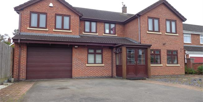 Asking Price £425,000, 6 Bedroom Detached House For Sale in Syston, LE7