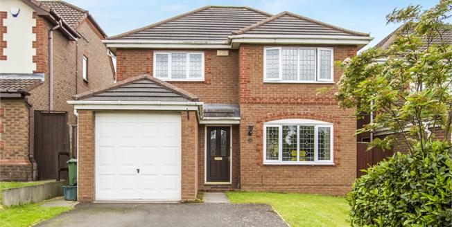 Asking Price £275,000, 4 Bedroom Detached House For Sale in Syston, LE7