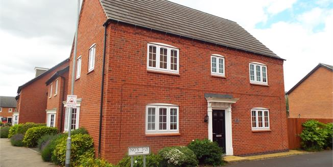 Asking Price £285,000, 4 Bedroom House For Sale in Syston, LE7
