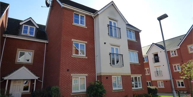 Guide Price £130,000, 2 Bedroom Flat For Sale in Thurmaston, LE4