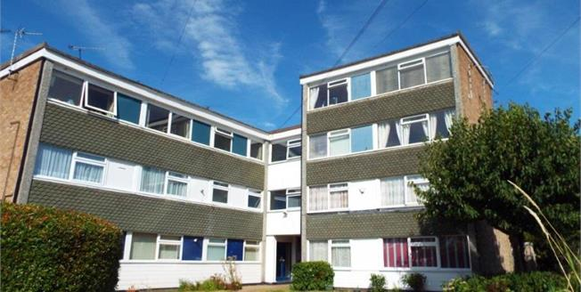 Offers in the region of £100,000, 3 Bedroom Flat For Sale in Wigston, LE18