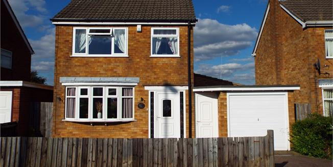 Asking Price £230,000, 3 Bedroom Detached House For Sale in Wigston, LE18