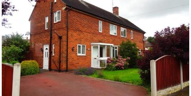 £140,000, 3 Bedroom Semi Detached House For Sale in Nottingham, NG8