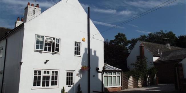 Asking Price £340,000, 4 Bedroom Semi Detached Cottage For Sale in Nottingham, NG8