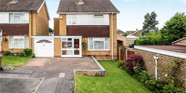 Offers in the region of £265,000, 4 Bedroom Detached House For Sale in Nottingham, NG8