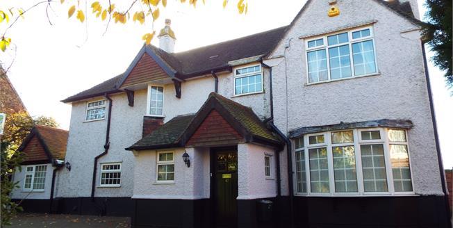 Asking Price £350,000, 5 Bedroom Detached House For Sale in Ilkeston, DE7