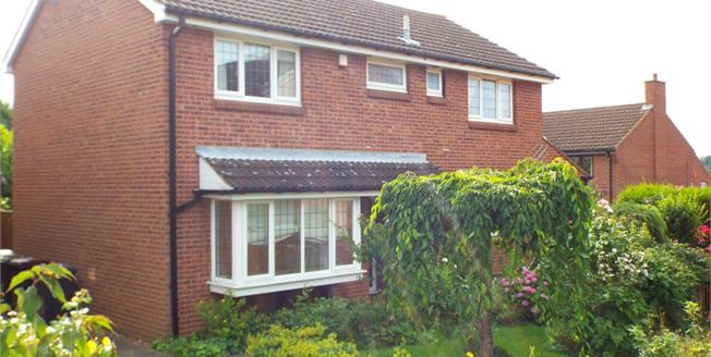 Offers in the region of £250,000, 4 Bedroom Detached House For Sale in Beeston, NG9