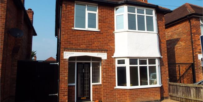 Offers Over £230,000, 3 Bedroom Detached House For Sale in Nottingham, NG8