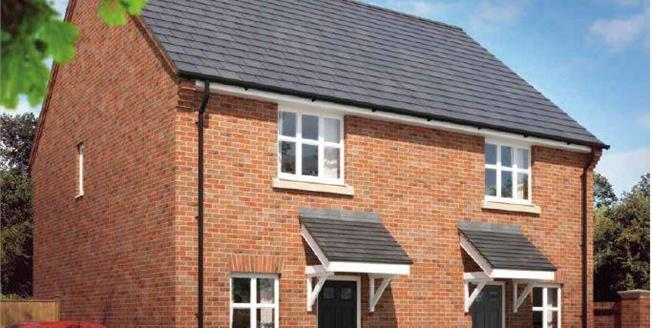 £142,950, 2 Bedroom Semi Detached House For Sale in Awsworth, NG16