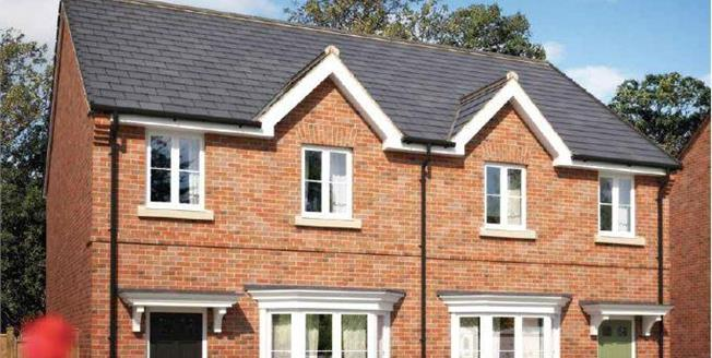 £169,950, 3 Bedroom Semi Detached House For Sale in Awsworth, NG16