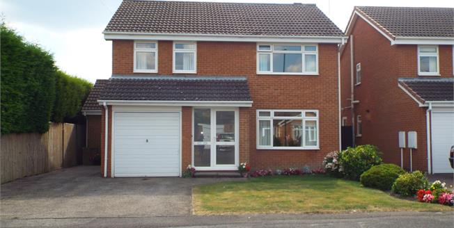 Offers in the region of £310,000, Detached House For Sale in Nottingham, NG8