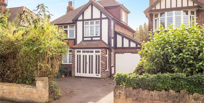 Offers in the region of £425,000, 5 Bedroom Detached House For Sale in Nottingham, NG8