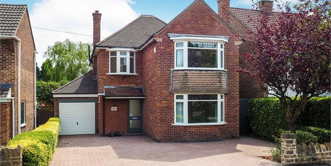 Asking Price £475,000, 4 Bedroom Detached House For Sale in Bramcote, NG9