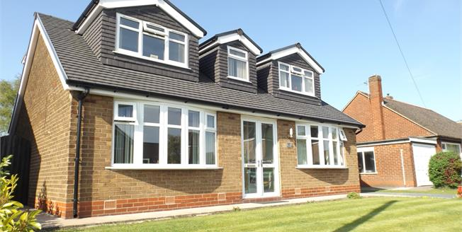 Offers Over £280,000, 4 Bedroom Detached House For Sale in Lowton, WA3