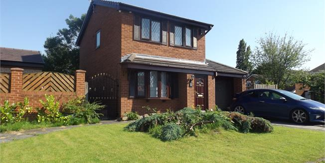 Offers Over £150,000, 3 Bedroom Detached House For Sale in Lowton, WA3