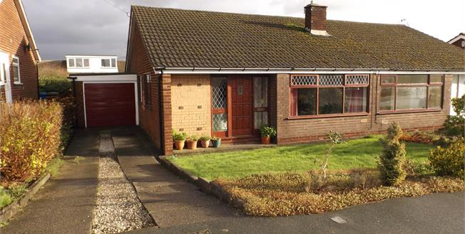 Offers Over £140,000, 3 Bedroom Semi Detached Bungalow For Sale in Lowton, WA3