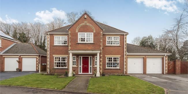 Asking Price £425,000, 5 Bedroom Detached House For Sale in Lowton, WA3