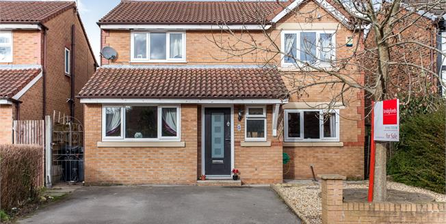 Asking Price £200,000, 4 Bedroom Detached House For Sale in Golborne, WA3
