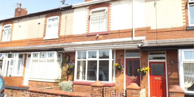 Asking Price £99,950, 2 Bedroom Terraced House For Sale in Lowton, WA3