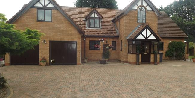 Asking Price £550,000, 5 Bedroom Detached House For Sale in Lowton, WA3