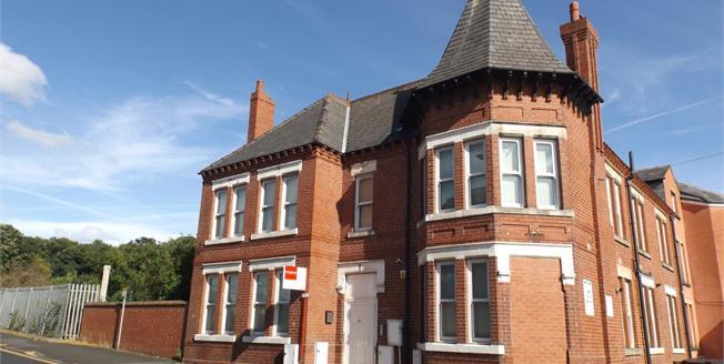 Asking Price £50,000, 1 Bedroom Upper Floor Flat For Sale in Golborne, WA3