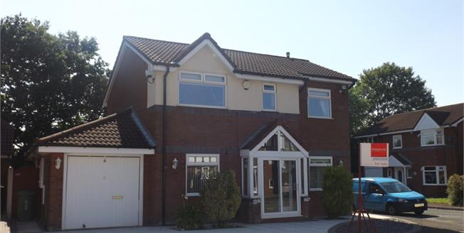 Asking Price £275,000, 4 Bedroom Detached House For Sale in Lowton, WA3