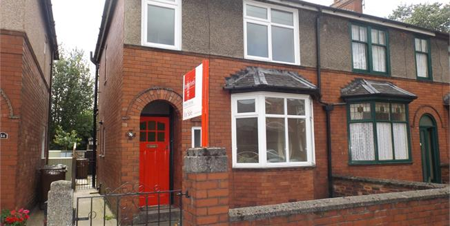 Offers Over £110,000, 3 Bedroom End of Terrace House For Sale in Golborne, WA3