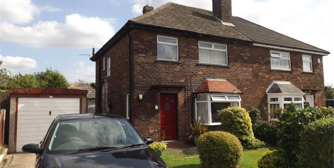 Asking Price £110,000, 3 Bedroom Semi Detached House For Sale in Lowton, WA3