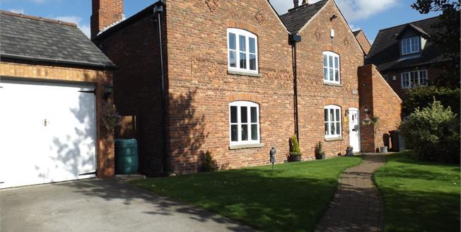 Asking Price £425,000, 4 Bedroom Detached Cottage For Sale in Golborne, WA3