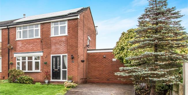 Offers Over £165,000, 3 Bedroom Semi Detached House For Sale in Lowton, WA3