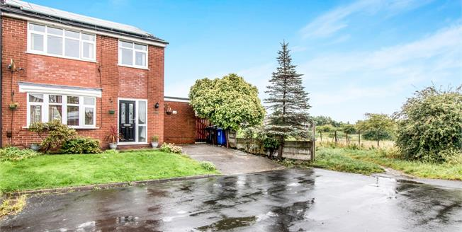 Asking Price £165,000, 3 Bedroom Semi Detached House For Sale in Lowton, WA3