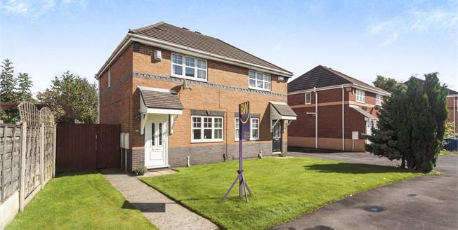 Offers Over £140,000, 3 Bedroom Semi Detached House For Sale in Lowton, WA3