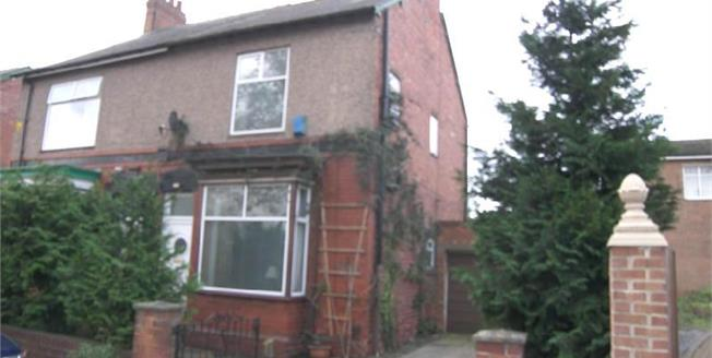 Asking Price £120,000, 2 Bedroom Semi Detached House For Sale in Darlington, DL1
