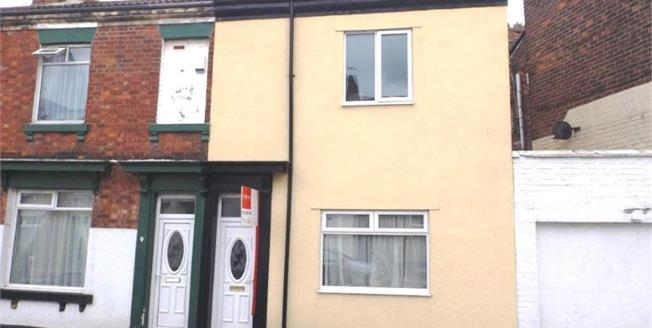 Offers Over £50,000, 2 Bedroom End of Terrace House For Sale in Darlington, DL3