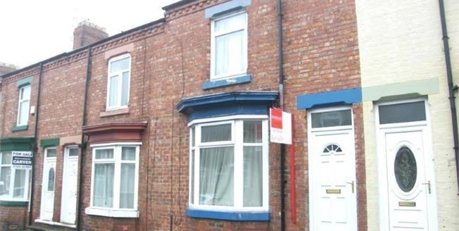 Offers Over £70,000, 3 Bedroom Terraced House For Sale in Darlington, DL3