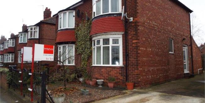 Asking Price £100,000, 2 Bedroom Semi Detached House For Sale in Darlington, DL3