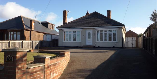 Offers in the region of £205,000, 2 Bedroom Detached Bungalow For Sale in Darlington, DL1