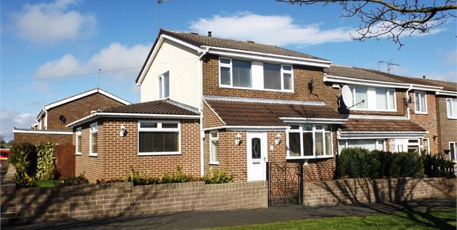 Offers Over £140,000, 3 Bedroom Semi Detached House For Sale in West Auckland, DL14
