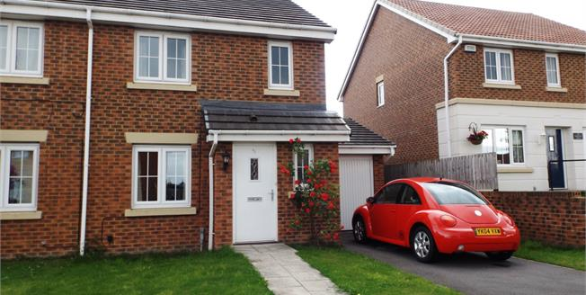 Offers Over £110,000, 3 Bedroom Semi Detached House For Sale in Darlington, DL1