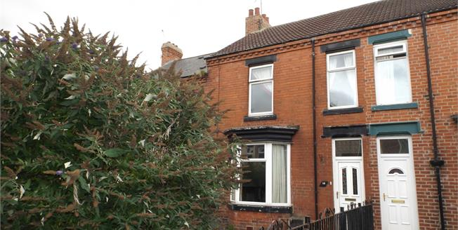 Offers Over £80,000, 3 Bedroom Terraced House For Sale in Darlington, DL1