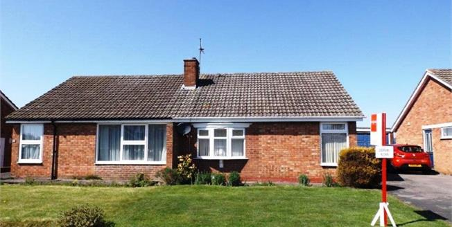 Offers Over £152,000, 2 Bedroom Semi Detached Bungalow For Sale in Hurworth Place, DL2